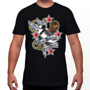Team NZ Logo - Paper Tee (Mens)